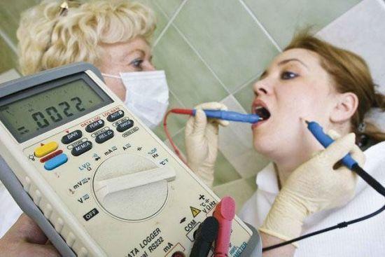 Гальваноз полости рта: симптомы и лечение, профилактика