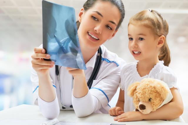 Как часто можно делать рентген и КТ ребенку